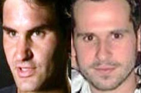 Federer Mateasko faces