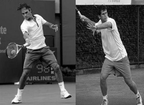 Federer Mateasko tenis