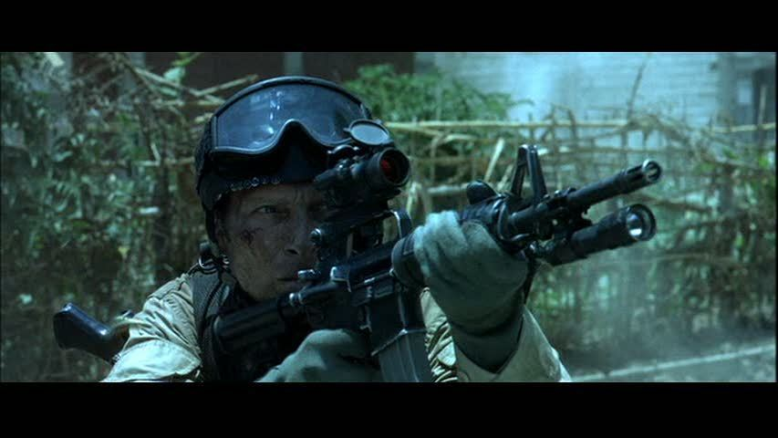 Fichtner in Black Hawk Down