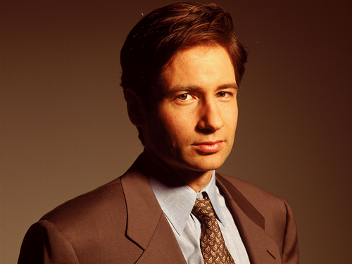 Fox Mulder - fox-mulder Wallpaper