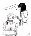 Funny Severus/Lucius