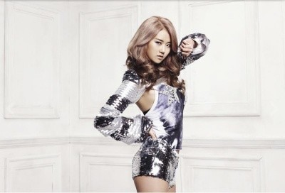 Gayoon - Mirror Mirror - 4minute Photo