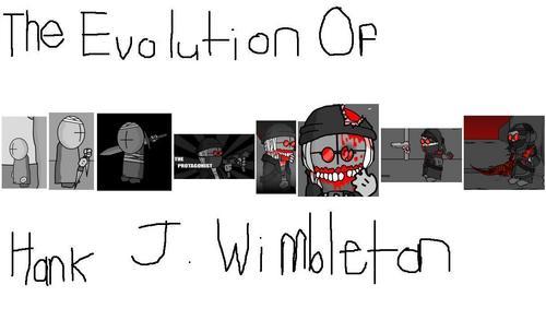 Hank's Evolution
