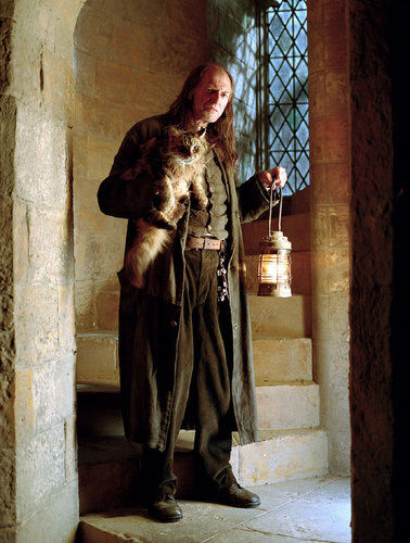 Harry Potter -Argus Filch