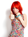 Hayley Williams Cosmopolitan Outtakes