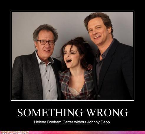 Helena Bonham Carter Funnies