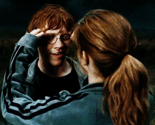 Hermione&Ron (DH)