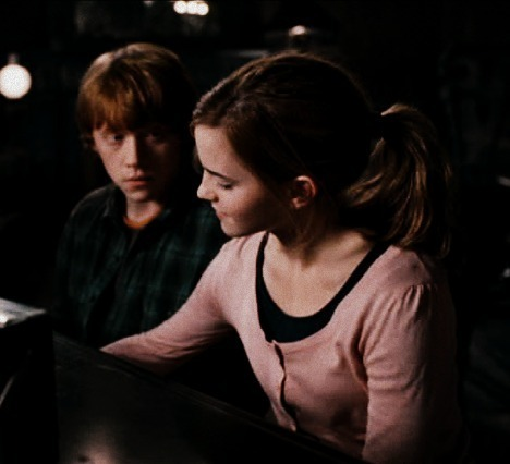 Hermione&Ron (DH)