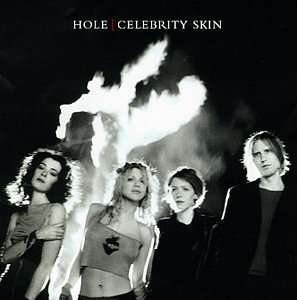 90's Musica wallpaper titled Hole - Celebrity Skin Album