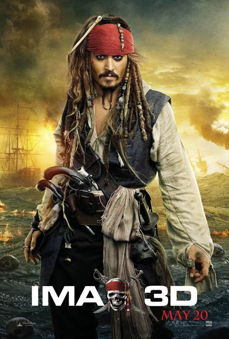 pirates of the caribbean d