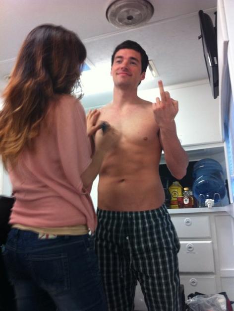 Ian harding dating