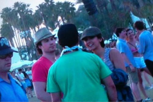 Ian/Nina @ Coachella