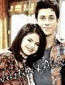 JUSTIN & ALEX
