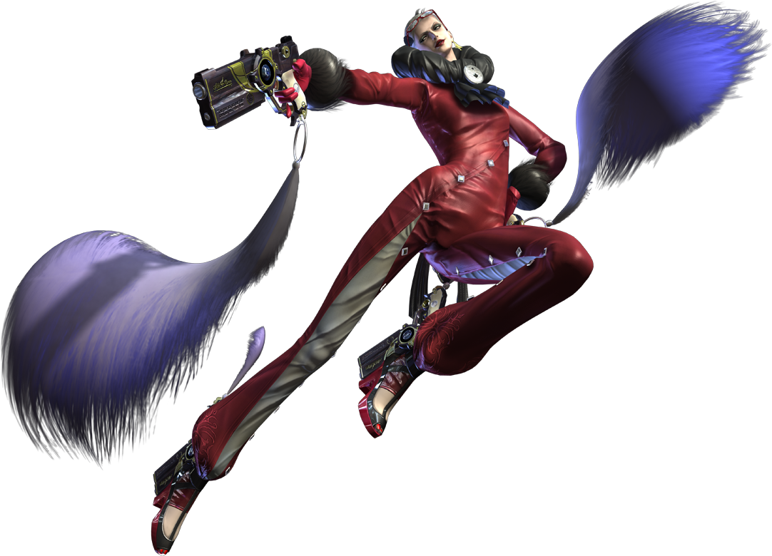 Bayonetta HD & Widescreen Wallpaper 0.999045231406886