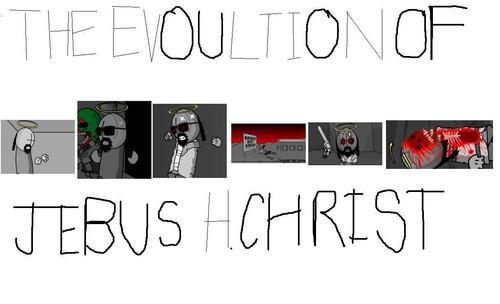 Jebus's Evolution