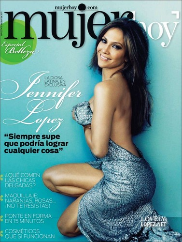 Jennifer - Mujer Hoy (Spain) - April 2011