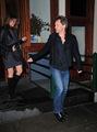 Jon Bon Jovi & wife, NY 12.04.2011