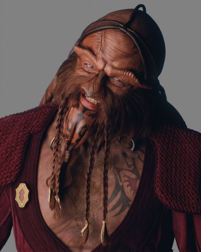Ka D'Argo - farscape Photo