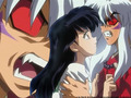 Kagome and Inuyasha ♥