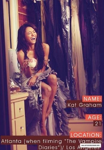 Kat Graham Photoshoot