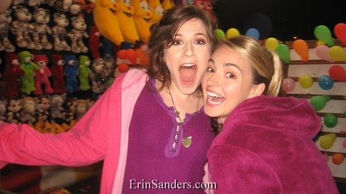 Katelyn and Erin