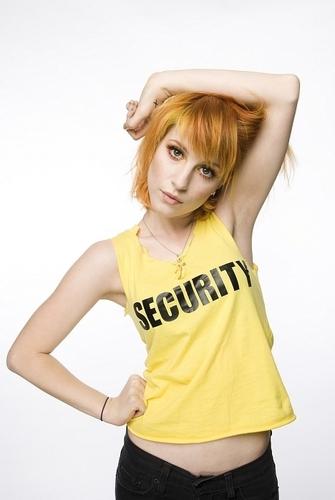 Kerrang Photoshoot- Hayley Williams