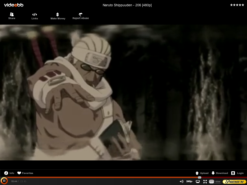 Killer bee vs naruto - photo#6