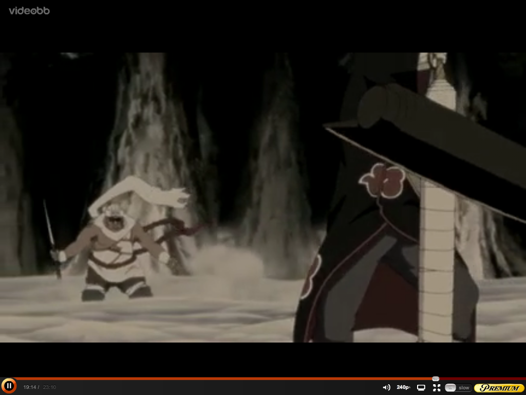 Killer bee vs naruto - photo#15