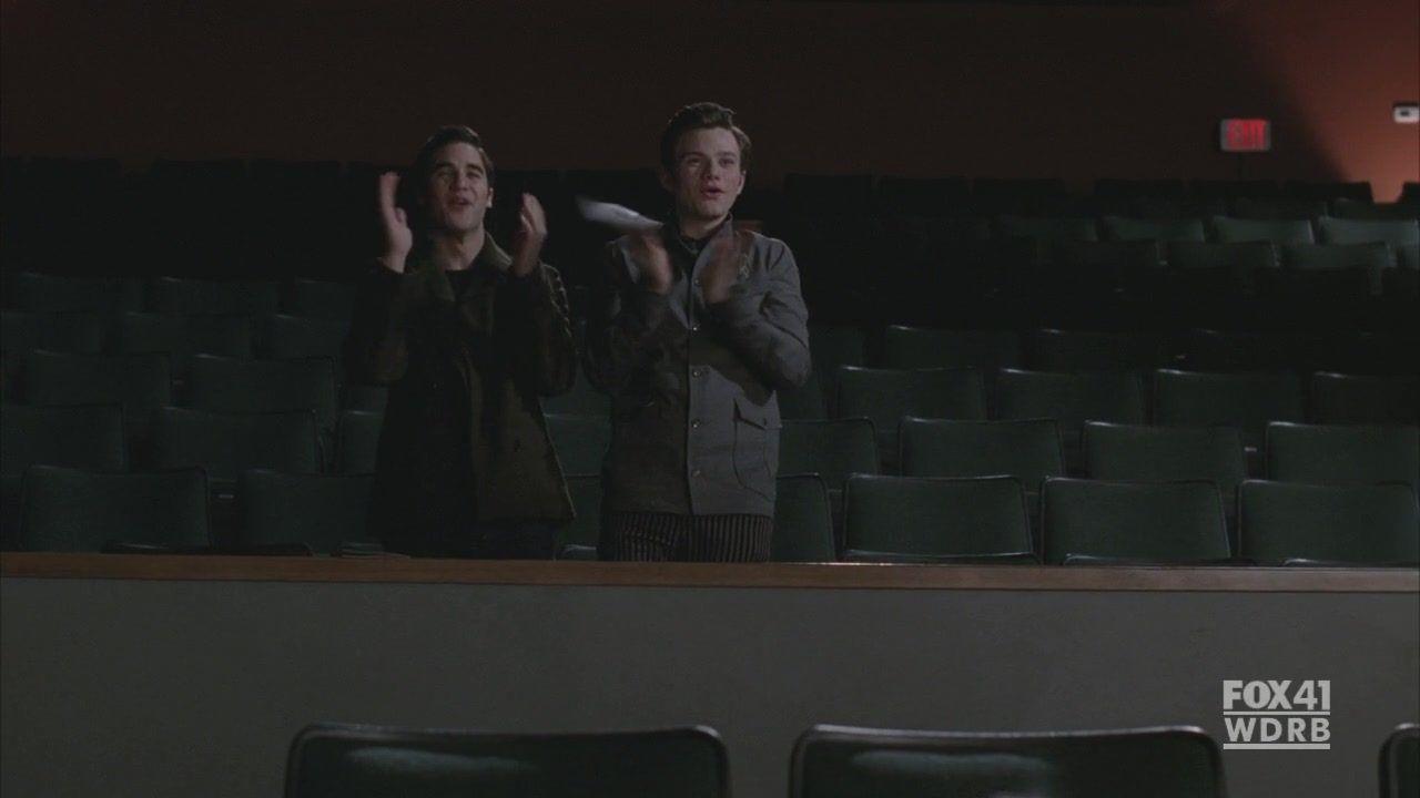 Klaine - Glee - 2x17  A night of Neglect