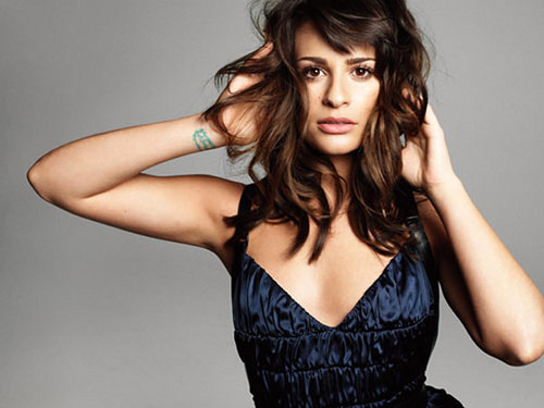 Lea in Marie Claire *-*