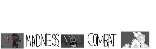 Madness Combat fond d'écran