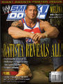 Magazine cover - batista photo