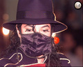 Mask and deep eyes - michael-jackson photo
