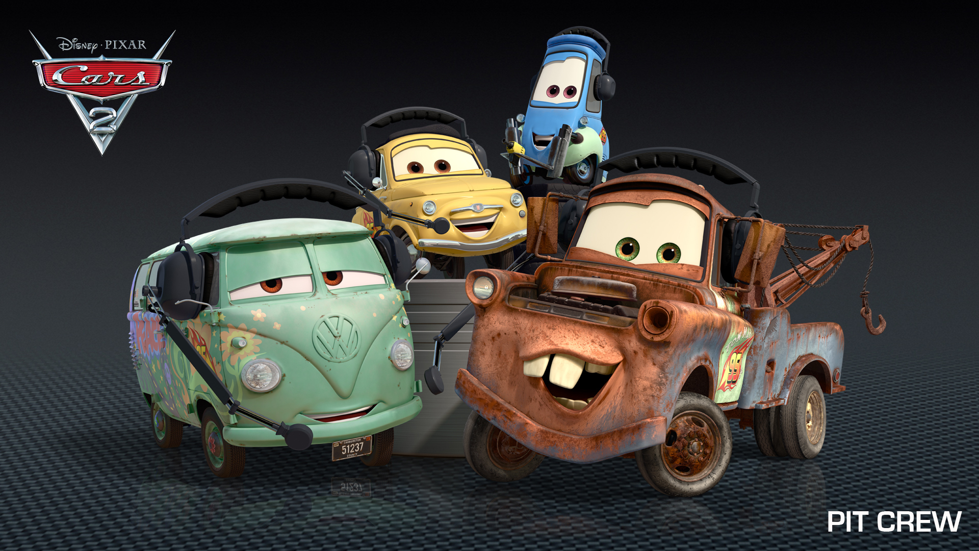 Cars 2 Cartoon Characters Names : Mater the tow truck images pictures hd wallpaper and