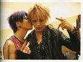 Miyavi and Shou