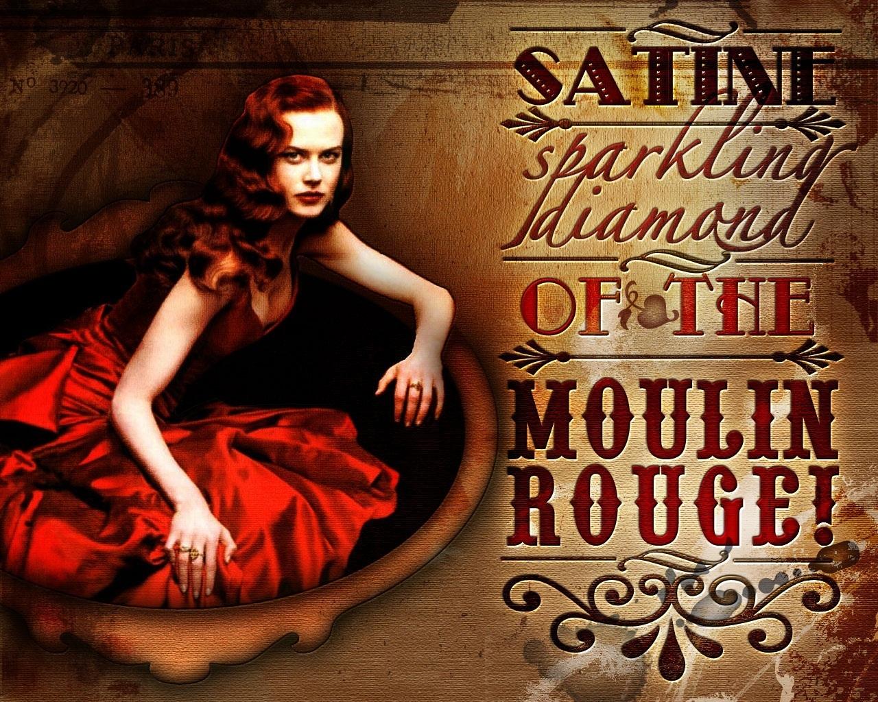 Moulin Rouge - Moulin Rouge Wallpaper (21135886) - Fanpop