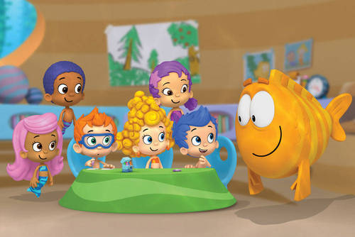 Mr. Grouper and the Bubble Guppies - bubble-guppies Photo