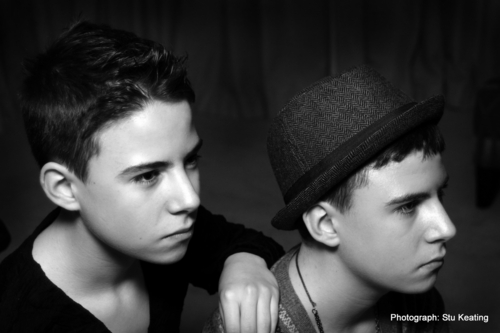 Myles and Connor Ryan