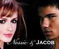 Nessie & Jacob - twilight-series photo