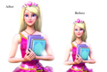 New Face for blair - barbie-movies fan art