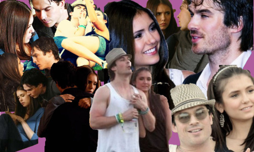 Nian/Delena (Love These 2 On Screen & Real Life) 100% Real ♥