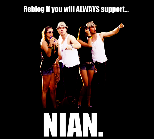 Nian = Perfect Match (I Will ALWAYS Support Nian No Matter What) 100% Real ♥