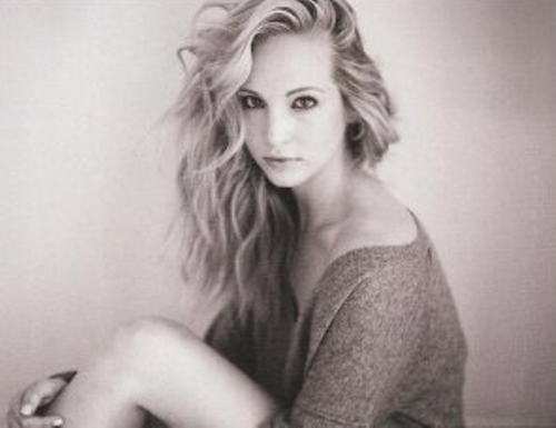 Old/ New outtake of Candice taken by Kate Romero [2009]!