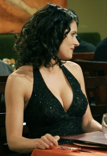 Paget Brewster wallpaper entitled Paget