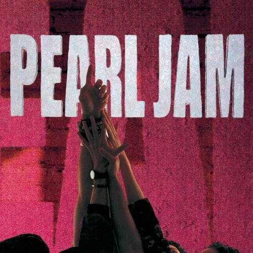 Pearl Jam - Ten Album - 90s-music Photo
