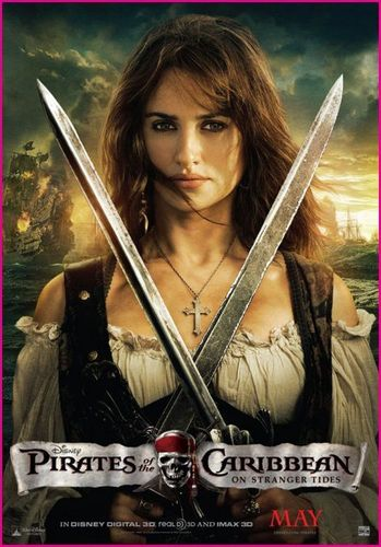 Penelope Cruz as Angelica