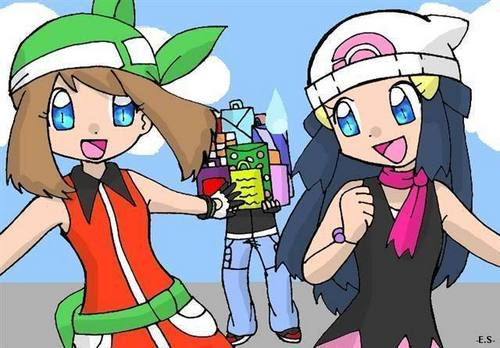 Pokegirls