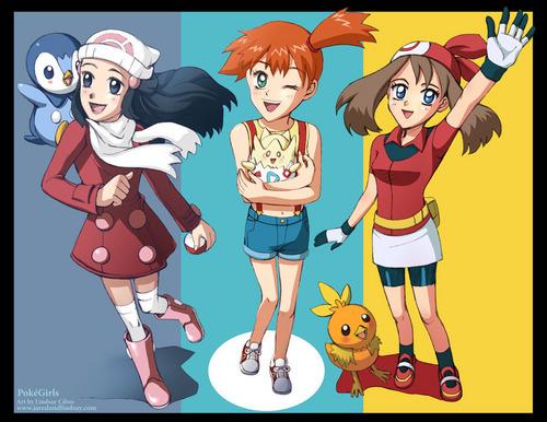 Pokegirls