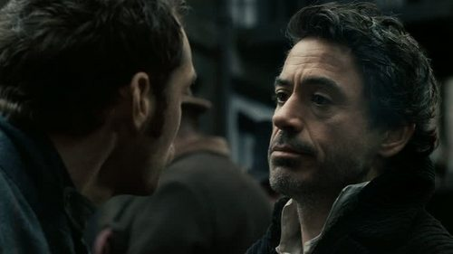 Robert Downey Jr. achtergrond probably containing a portrait entitled RDJ in 'Sherlock Holmes'
