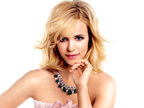 Rachel McAdams {Instyle Outtakes}